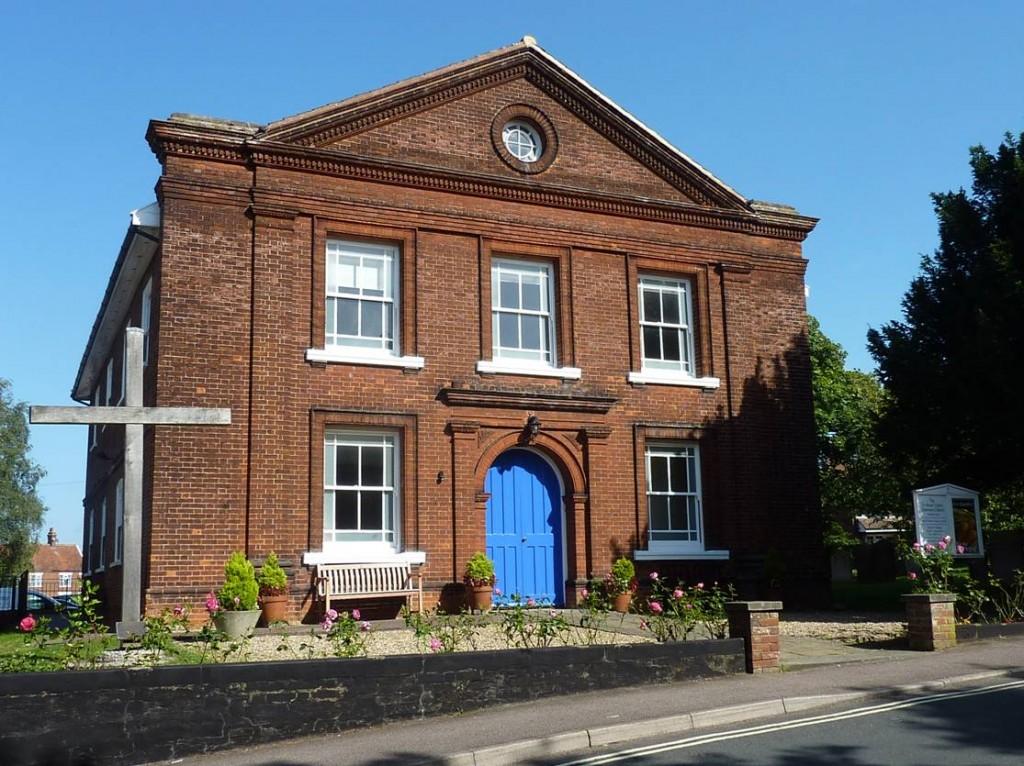 Fairland URC Wymondham, Norfolk, UK